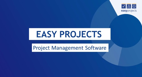 Easy Projects Overview Demo