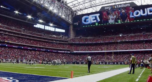 Birth of a Network – NRG Stadium, Houston, TX