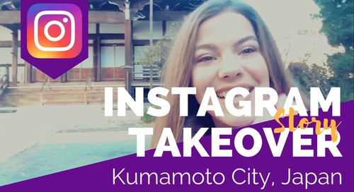 Day in the Life Teaching English in Kumamoto City, Japan with Kelsie Foster