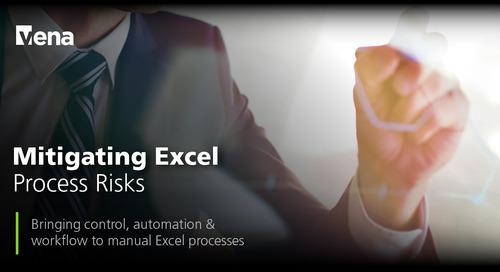 Mitigating Excel Process Risks