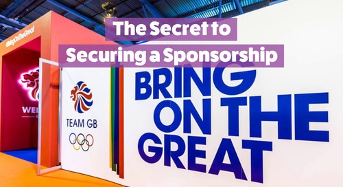 The Secret to Securing a Sponsorship