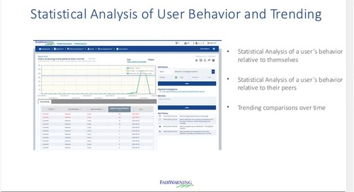 Real World Use Cases: Data Visualization & Trending in Patient Privacy Monitoring