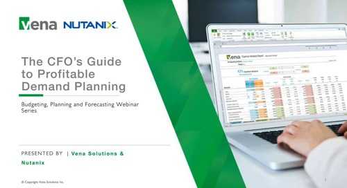 2017-08-29 - The CFO's Guide to Profitable Demand Planning