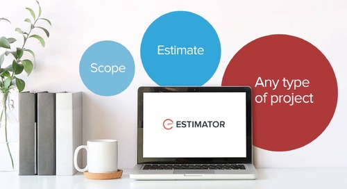 Estimator - A Better Scoping and Estimating Experience