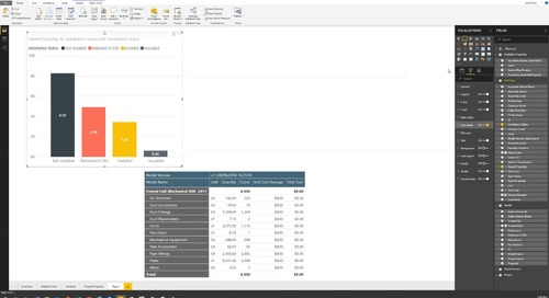 Assemble Training Video - Setting Up Power BI Dashboard to Report Field Installation