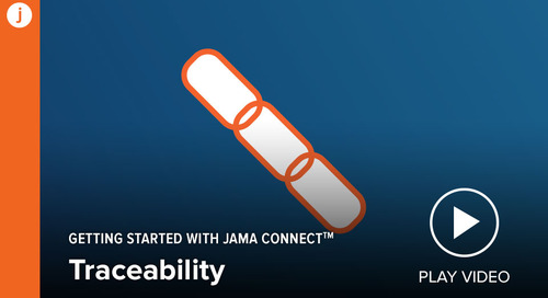 Getting Started with Jama Connect: Traceability