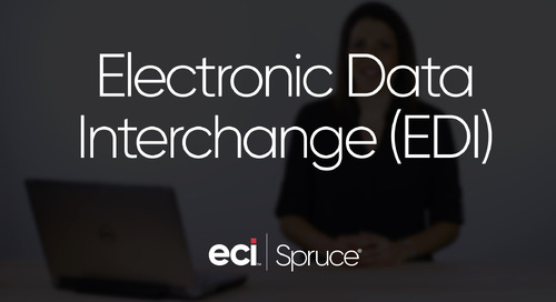 Spruce - Electronic Data Interchange (EDI)