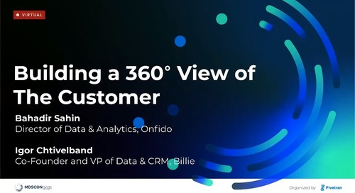 Building a 360° View of the Customer