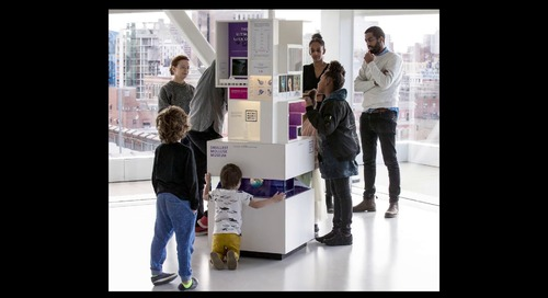 Intersect: Micro Museums Deliver Macro Experiences for Underserved Communities