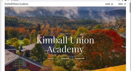 Kimball Union Academy