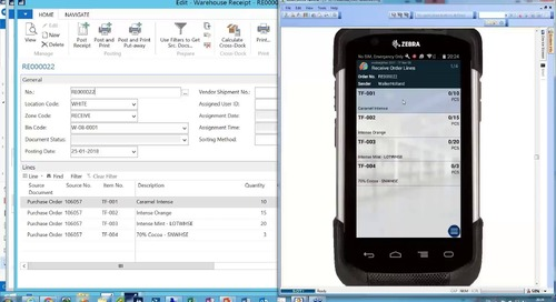 Enhance Your Warehouse Operations with Mobile WMS for Dynamics NAV