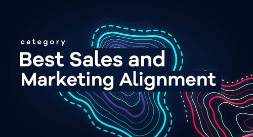 Best ABM Program and Best Sales and Marketing Alignment