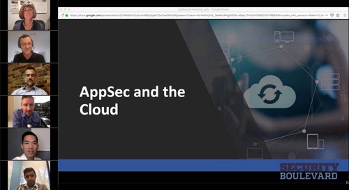 Panel: The Next Generation of Application Security