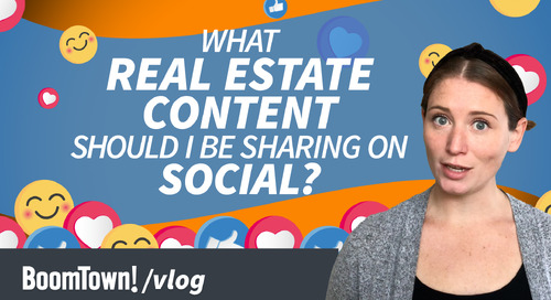 What Real Estate Content Should I Share on Social?