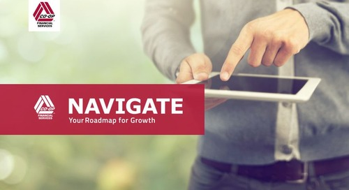 CO-OP Navigate Your Roadmap for Growth October 2017