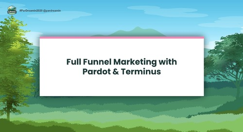 ParDreamin 2020: Full Funnel Marketing