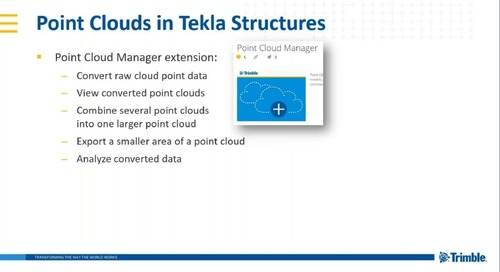 Sneak Preview of Tekla Software 2018 for Steel