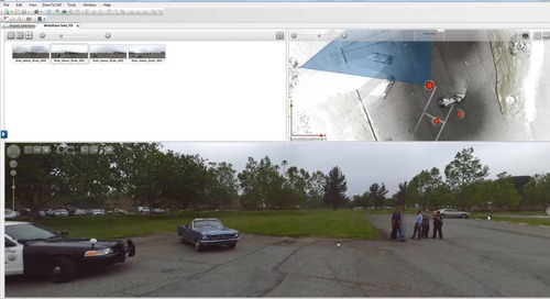 Demostración del Departamento de Policía de Simi Valley