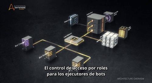 Infrastructure (AA architecture) - Spanish Latin America