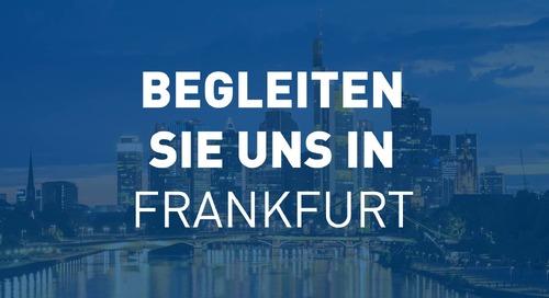 insideMOBILITY Frankfurt 2020: A sneak peek...