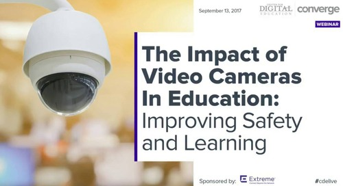 The Impact of Video Cameras in Education: Improving Safety and Learning