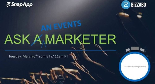 Ask An Events Marketer