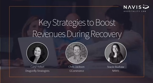 Key Strategies to Boost Revenues During Recovery