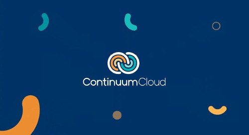 Get to Know ContinuumCloud