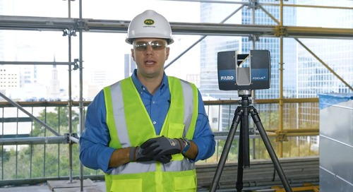 New laser scanning solution for informed AEC decisions