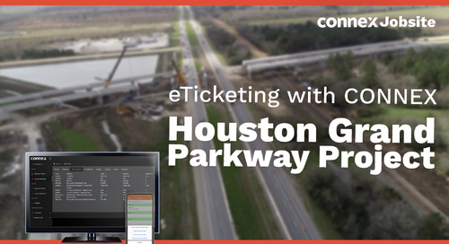 The Importance of eTicketing | Houston Grand Parkway Project