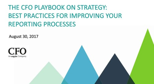 Best Practices For Improving Your Reporting Processes