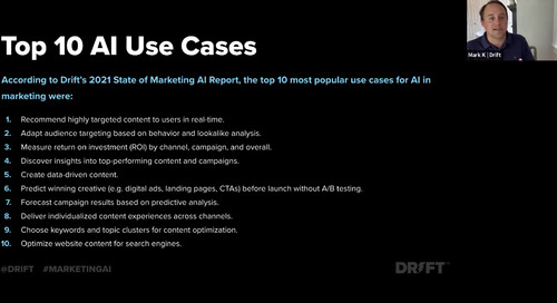 AI for Marketing: What It Is, Why You Need It & What You'll Lose Without It