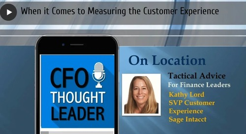 On Location with Kathy Lord, SVP, Sage People
