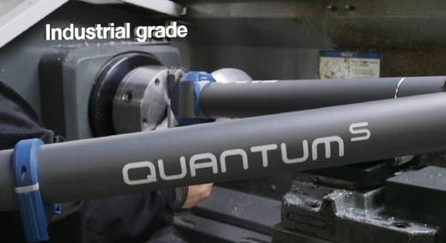 Meet the Quantum S FaroArm & ScanArm