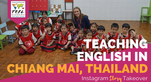 Day in the Life Teaching English in Chiang Mai, Thailand with Summer Schlageter