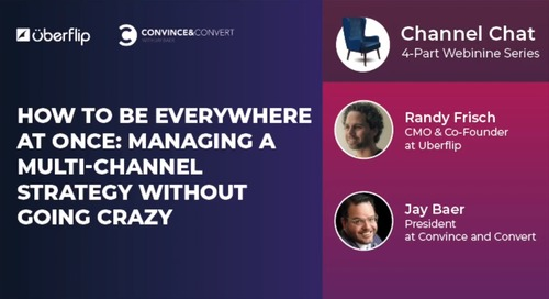 Managing a Multi-Channel Strategy Without Going Crazy