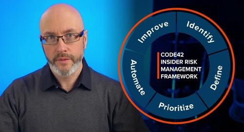 The Code42 Insider Risk Management Framework