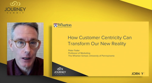 How Customer Centricity Can Transform our New Reality