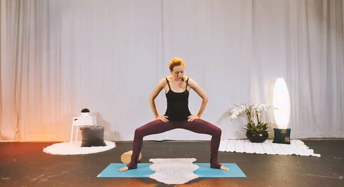 Hatha Flow Yoga For Beginners