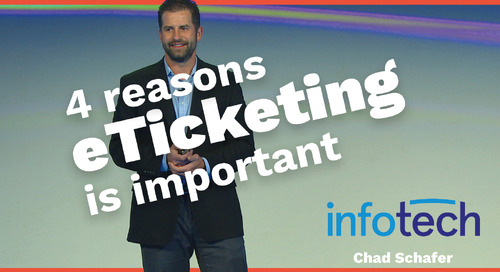 4 Reasons eTicketing is Important