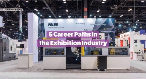5 Career Paths in the Exhibition Industry