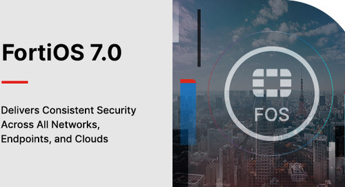 WEBCAST: FortiOS Global Live Release