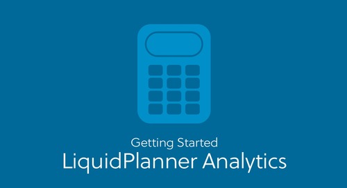 LiquidPlanner Analytics