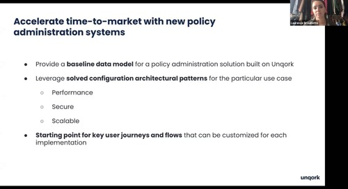 Webinar: P&C Policy Administration System Solution Accelerator