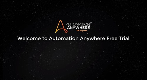 Get Started on Your Free 30-Day Trial and Build Your First Bot