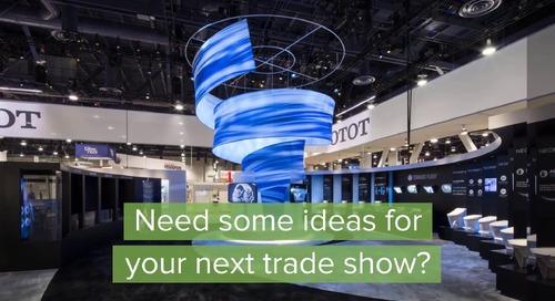5 Creative Trade Show Ideas