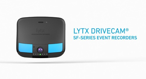 DriveCam SF-Series Event Recorders - AI-enabled Dash Cams