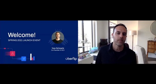 Spring 2021 launch event session 2: product roadmap