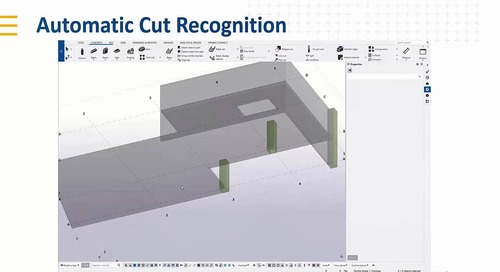 Clashfree Rebar Detailing of Industrial Projects with Tekla Structures solution