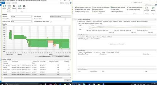 Western Computer Presents Microsoft Dynamics NAV 2016 Planning Worksheet